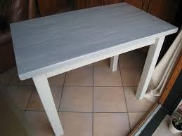 table cuisine bistrot repeindre une table de cuisine en bois newsindo co