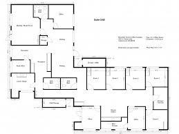 office design and restaurant floor plan solution conceptdraw com