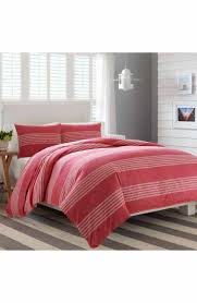 Red Duvet Set Red Bedding Nordstrom