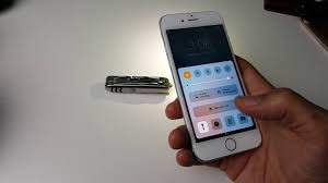 turn light on iphone how to turn on off flashlight with shortcut iphone 6 6 plus