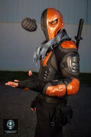 deathstroke costume halloween 32 best deathstroke the terminator cosplays images on pinterest