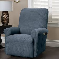 Sure Fit Recliner Slipcovers Furniture U0026 Rug Recliner Sofa Covers Recliner Covers Fleece