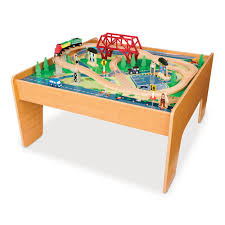 imaginarium mountain rock train table instructions imaginarium 55 piece rail and road train set with table toys r