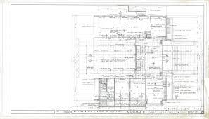 santa barbara mission floor plan historic drawings atwater village always