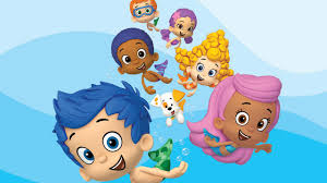 bubble guppies channel 5