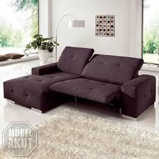 sofa mit elektrischer relaxfunktion ecksofa francisco sofa lila mit elektrischer relaxfunktion 257 cm