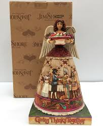 jim shore thanksgiving harvest figurine give thanks 4017593