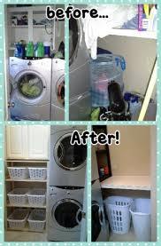 Utility Room Organization Laundry U0026 Utility Room Organization Before U0026 After Pics
