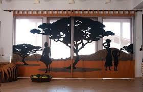 Safari Bathroom Ideas African Themed Interior Design From Care Cutare African Bathroom