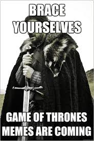 dirty thanksgiving jokes a review of the best game of thrones humor on the web