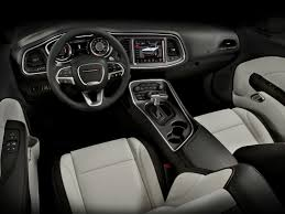hellcat challenger 2017 interior new 2017 dodge challenger price photos reviews safety ratings