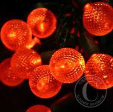 commercial led tree lights large round g25 orange commercial led christmas lights