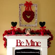 Shabby Chic Fireplaces by Shabby Chic Valentine Fireplace The Seasonal Home