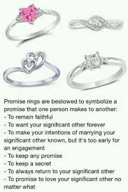 real promise rings images The real description of a promise ring my love pinterest jpg