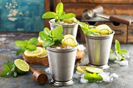 mint julep cocktail jane macquitty i love bourbon in the summer weekend the times