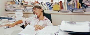bureau m al mon bureau est toujours mal rangé je n arrive pas à changer