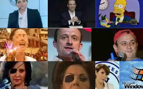 Collage Memes - memes regresan al segundo debatechilango y no perdonan a los
