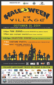 halloween in the village carlsbad causes for community c3