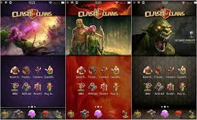 wallpaper coc keren for android wallpaper clash of clans edisi koleksi icon pack coc tubero12