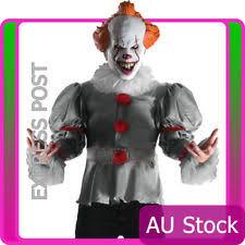 Scary Clown Halloween Costumes Men Rubie U0027s Clowns U0026 Circus Costumes Men Ebay