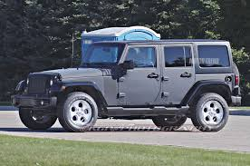 blue jeep 2 door 2018 jeep wrangler unlimited leaked motor trend