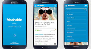 app android new mashable android app predicts what s going viral