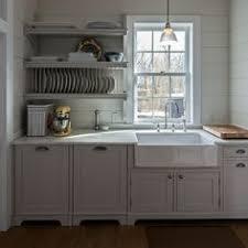 small farmhouse style kitchen ikea single domsjo sink lindingo