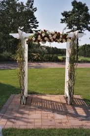 wedding arches plans simple wedding arbor plans diy pergola