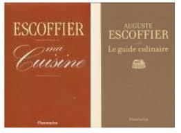 ma cuisine escoffier cozinha francesa livros de cozinha importantes para cozinhar os