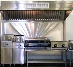 Small Restaurant Kitchen Layout Ideas Small Restaurant Kitchen Design With Stainless Steel Commercial