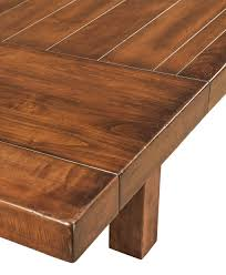 wellington trestle table amish direct furniture