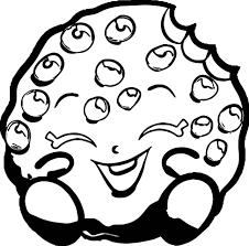 cookie coloring pages sugar cookie coloring page free printable
