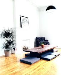 floor seating dining table low sitting dining table low sitting dining table seating dining