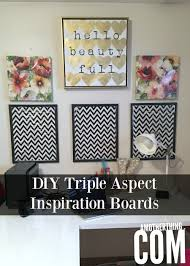 diy triple aspect inspiration board it u0027s a mother thing
