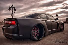 widebody hellcat colors beware this widebody charger is a real terror