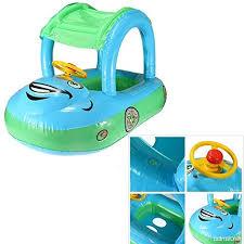 bouée siège pour bébé vlunt jeu de plein air type de voiture bouée siège gonflable pour