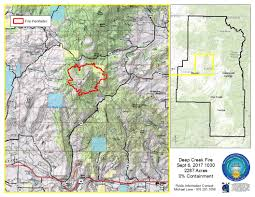 Craig Colorado Map by Latest Updates On The Deep Creek Fire Burning In West Routt County