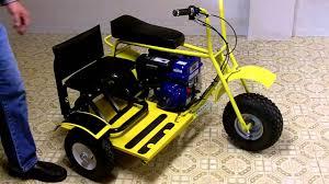 baja buggy street legal mini bike baja doodle bug side car for the do it yourself average