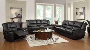 Black Leather Reclining Sofa And Loveseat Leather Sofa And Recliner And Bonded Leather Motion Sofa Loveseat