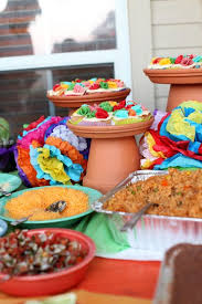Mexican Themed Decorations Best 25 Mexican Fiesta Decorations Ideas On Pinterest Fiesta