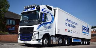 new volvo fh truck prm group expand fleet with new volvo fh transport monthly magazine
