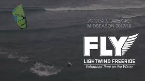 best light wind kite 2017 2017 18 naish fly lightwind freeride youtube