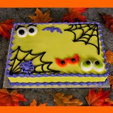 halloween birthday sheet cake halloween queen pinterest