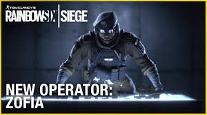 R6 Siege Operation White Noise Ela And Twitch Rainbow Six Siege Operation White Noise Zofia Trailer