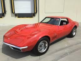 68 stingray corvette 1969 chevrolet corvette stingray l 68 427 tri power united states