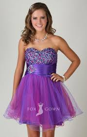 purple short prom dresses dress fa