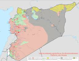 Kurdistan Map Isis Advances And The Kurds Retreat In Northern Syria Geocurrents