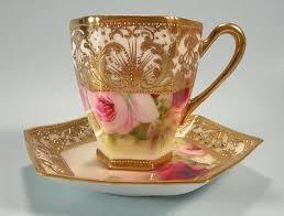 roses teacups 140 best teacups nippon images on tea time tea cup