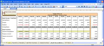 Accrual Accounting Excel Template Book System Excel Template For Accountants And Bookkeepers