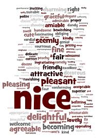 thesaurus beautiful nice and kind the philosophy of nom